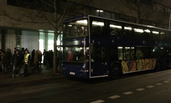 1.0 LaGeSo Wärmebus